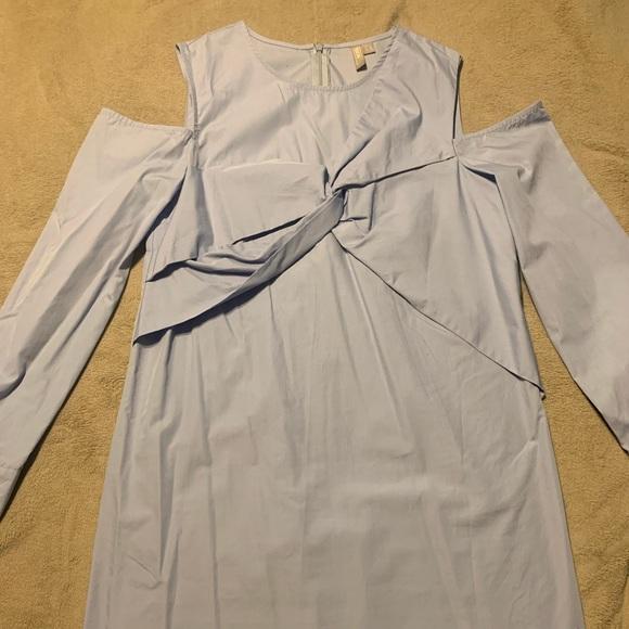 ASOS Dresses & Skirts - ASOS Open Shoulder Cotton Dress
